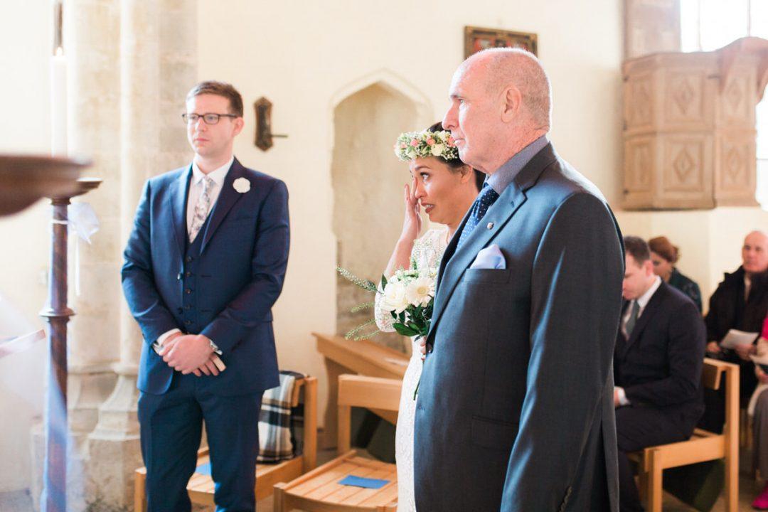 Mersea church wedding photographer