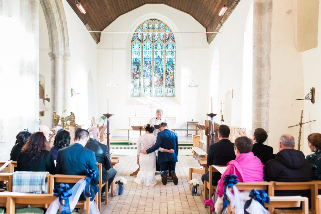 Colchester church wedding