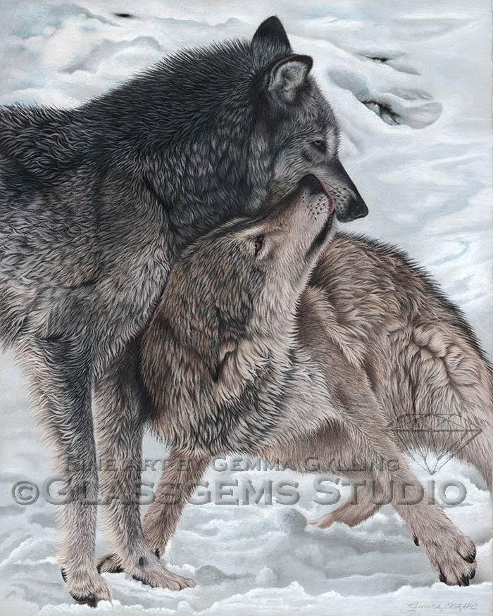 Spirit Animals - Alpha Pair