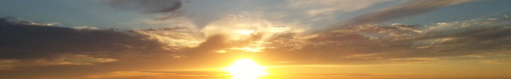 Puesta de Sol en Rota