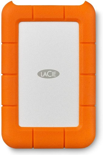 Weekly Wants: Tech Upgrades - LaCie Hard Drive
