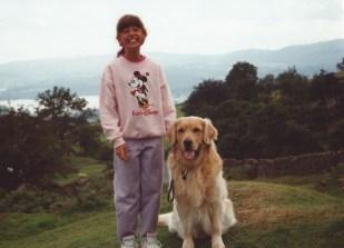 The Lake District, 1992