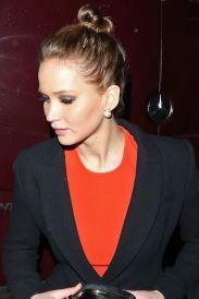 Jennifer Lawrence in Dior Image: Splash