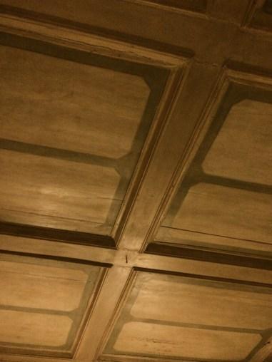 Old Venetian ceilings