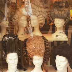 Wigs for Carnival