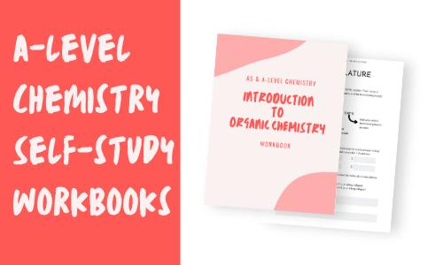 A-level chemistry workbooks