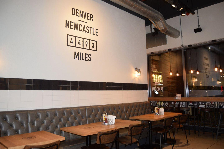 Smashburger: Newcastle Upon Tyne