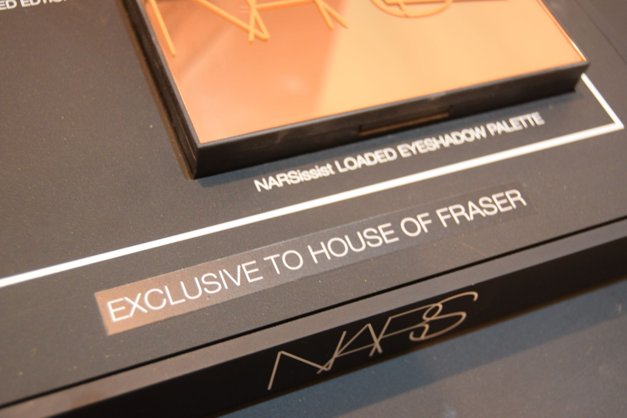 DSC 2063 1440x960 - House of Fraser EXCLUSIVE: Nars Loaded Palette