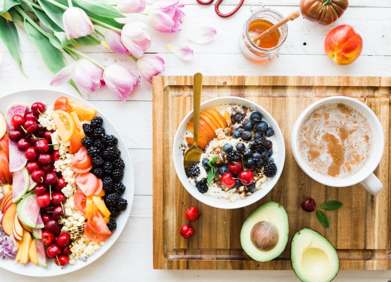 breakfast for glowing skin