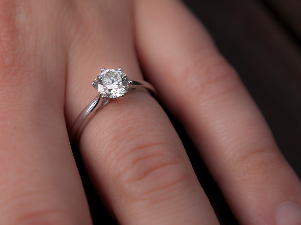 How to Help Your Friends Boyfriend Choose an Engagement Ring