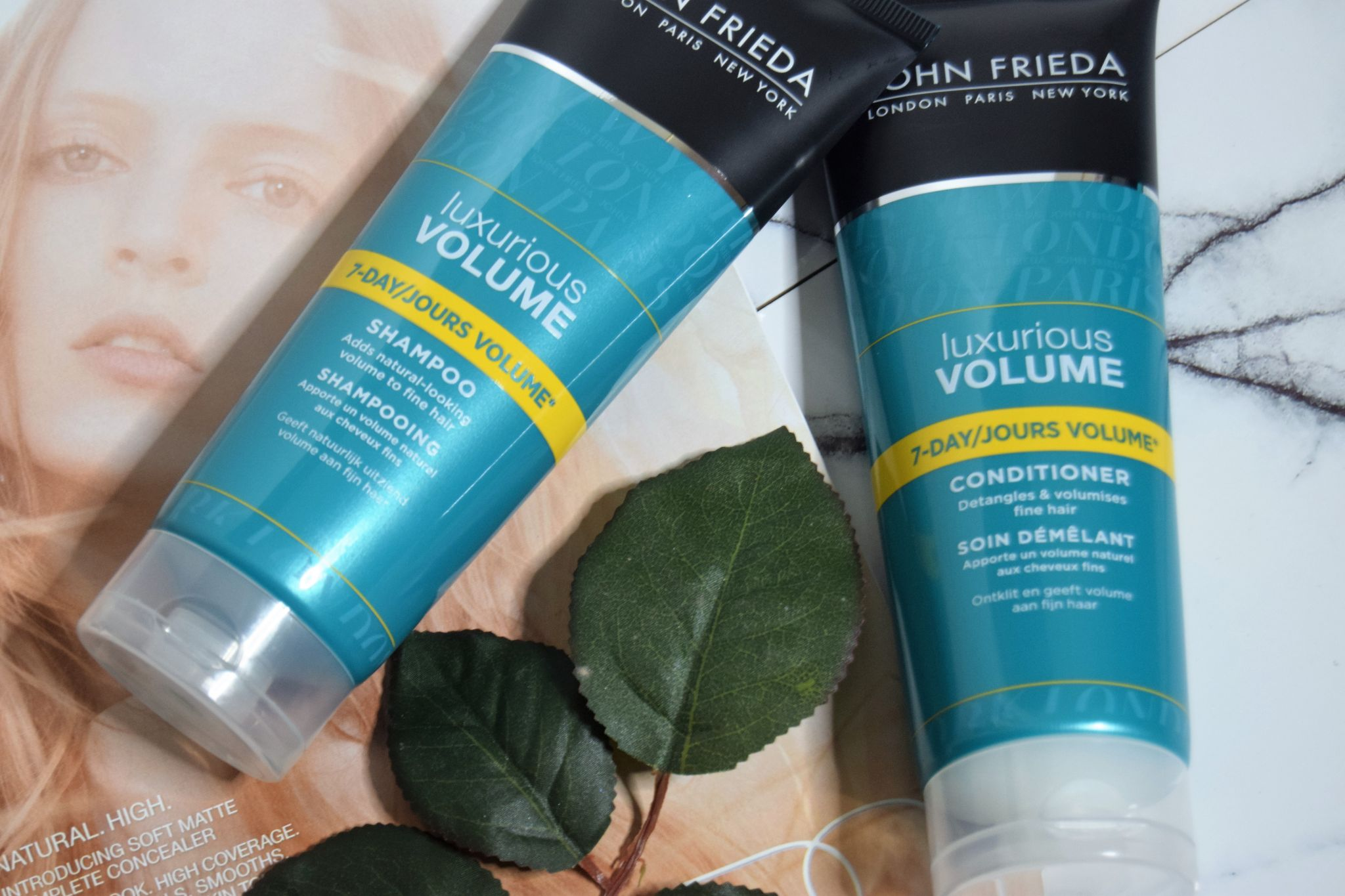 DSC 3277 1440x960 - Is Your Hair Ready For The Winter? John Frieda Luxurious Volume Review