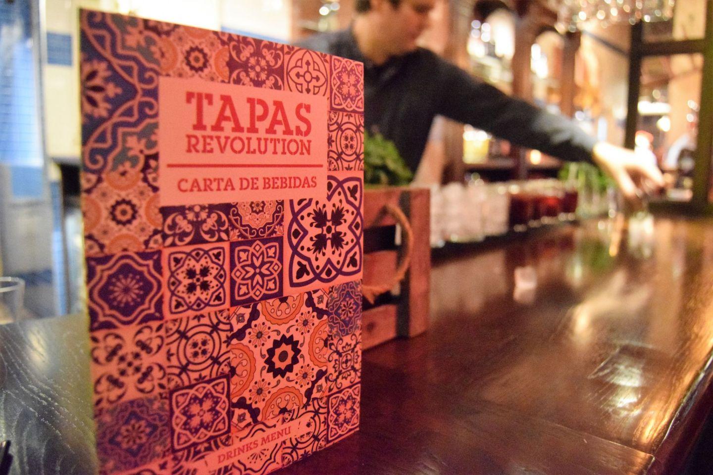 Newcastle's Newest Sangria Bar: Tapas Revolution