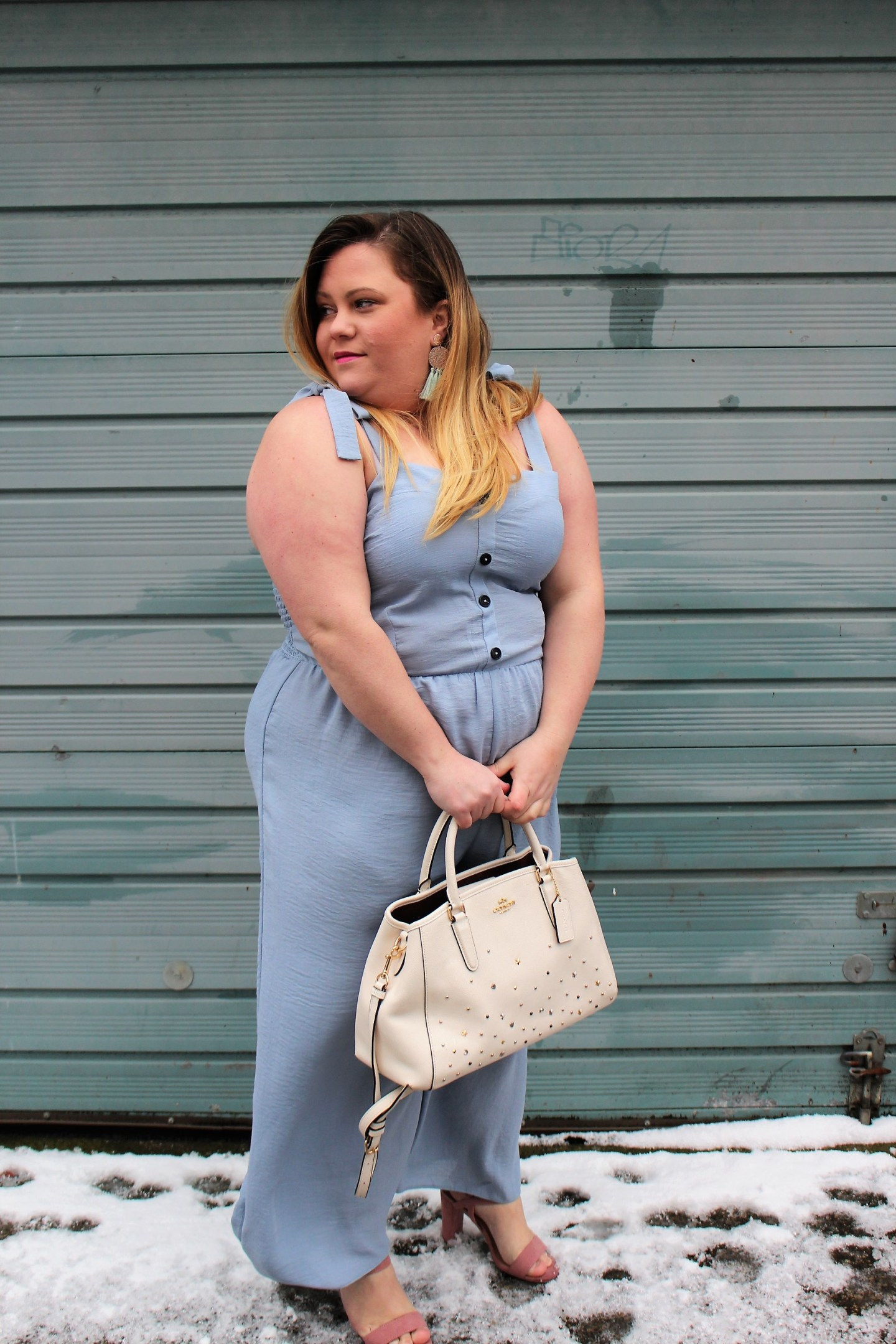 Plus Size Pastels with Primark