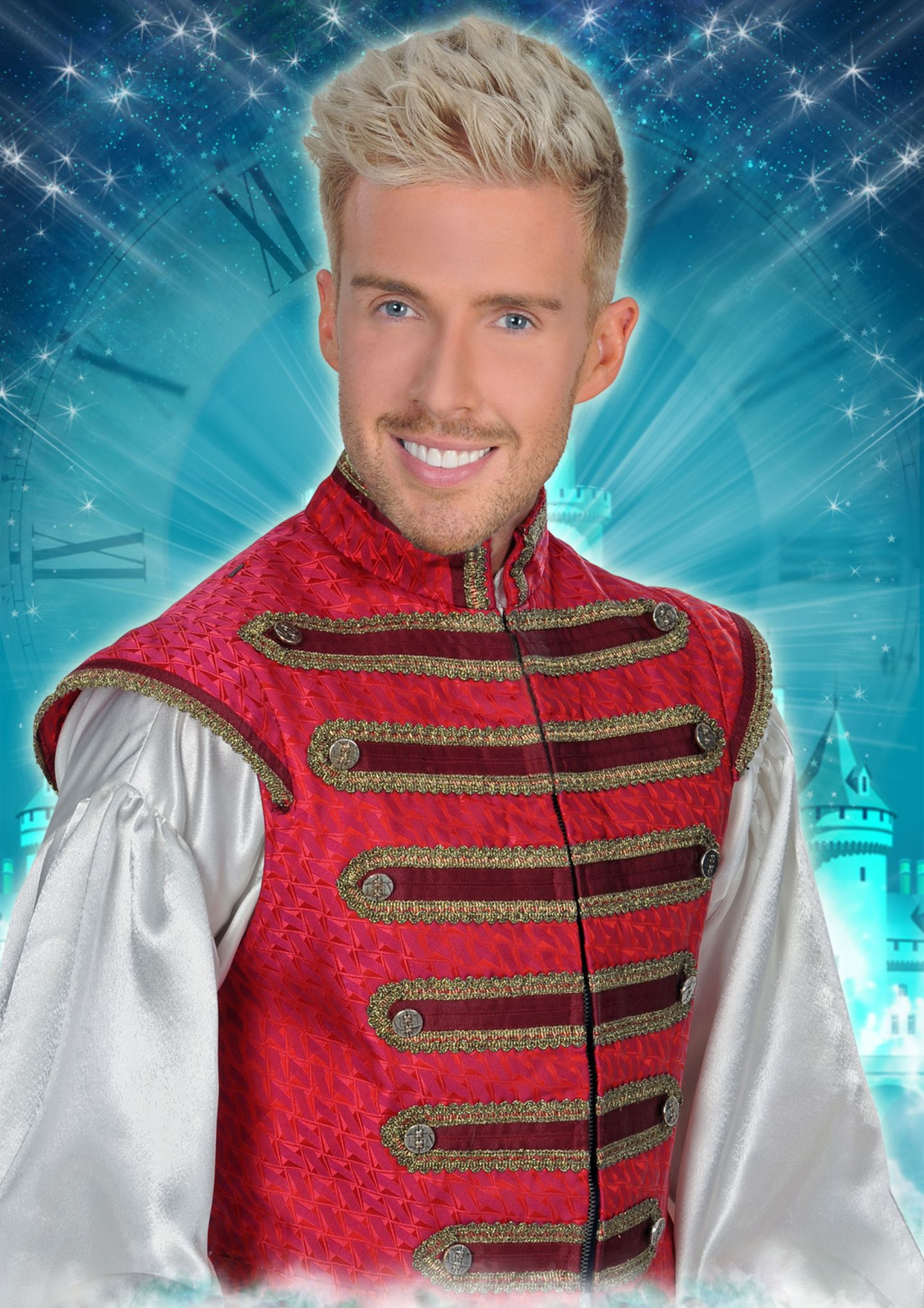 JamieLambert Cinderella Newcastle 1 - Tyne Theatre:...Are you going to the Ball?