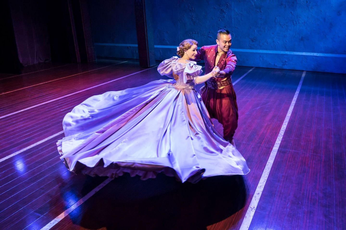 1 - Shall We Dance? The King and I Has Arrived.