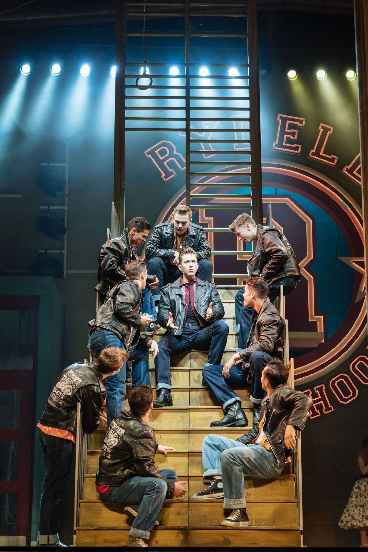 WBqEZ6eJ 1 - Grease is Electrifying: Sunderland Empire