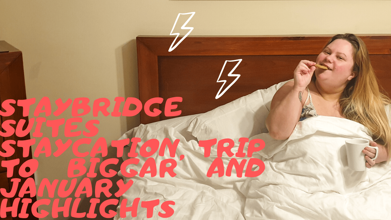 Runner Motivational YouTube Thumbnail - Staycation with Staybridge Suites In Newcastle