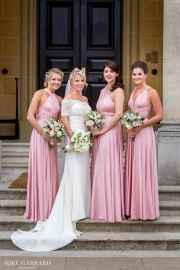 jenna & bridesmaids stunning wedding