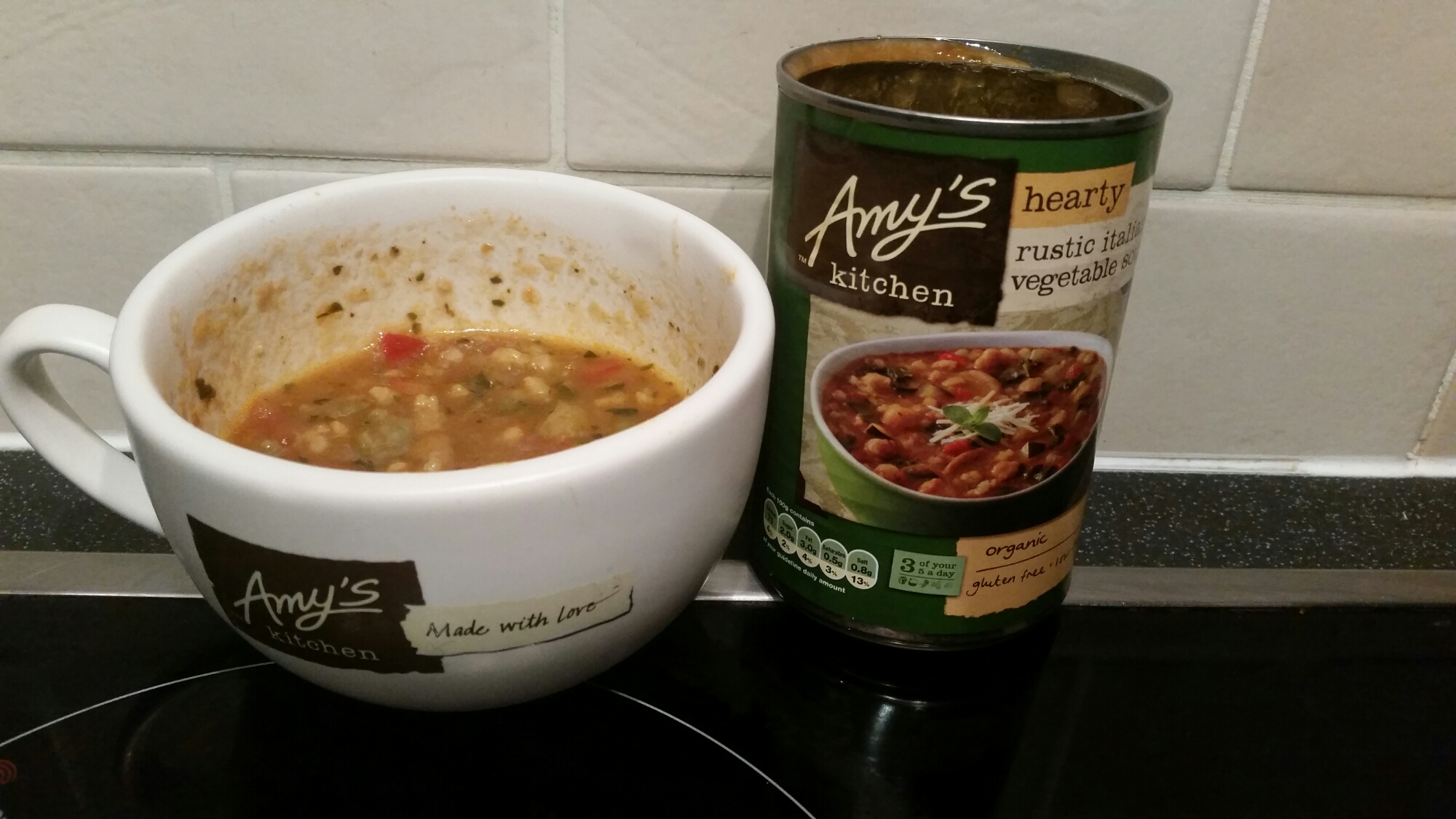 amy's kitchen soup cheap used cabinets amys products gemma 39s product reviews