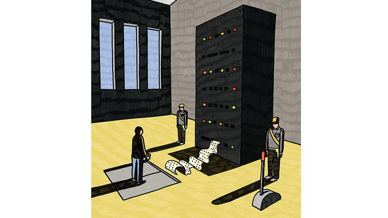 Les robots débarquent au tribunal !