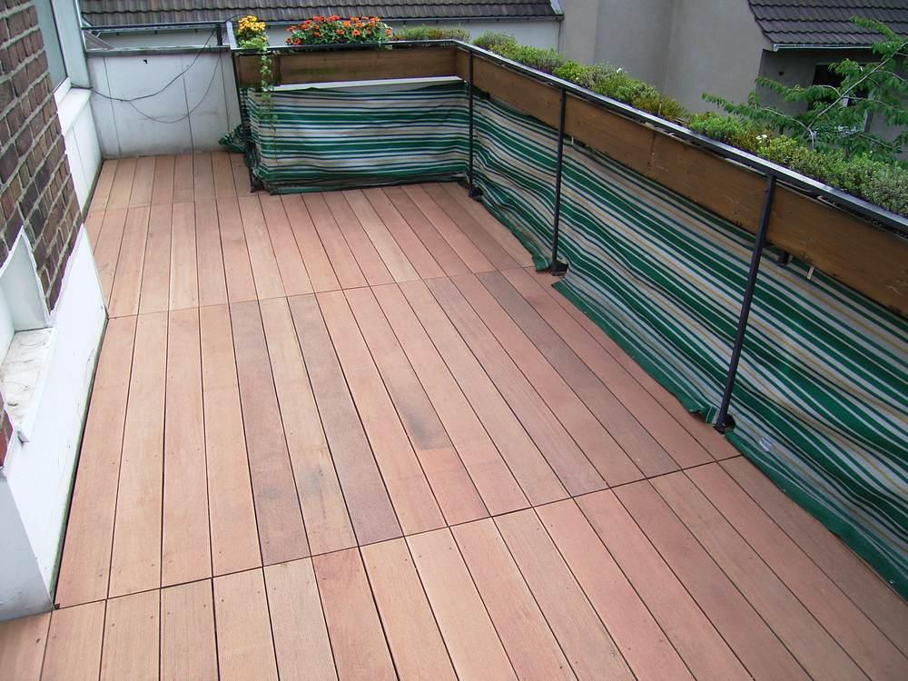 Holzbelag Fur Terrasse Und Balkon Gemo Service