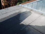 Dachterrasse Ausgangslage