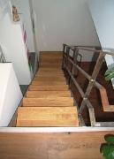 Treppenstufen Eiche massiv