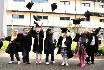 nursery-graduation