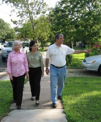 Prayer Walking in Neighborhoods