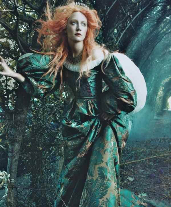 Saoirse Ronan Vogue