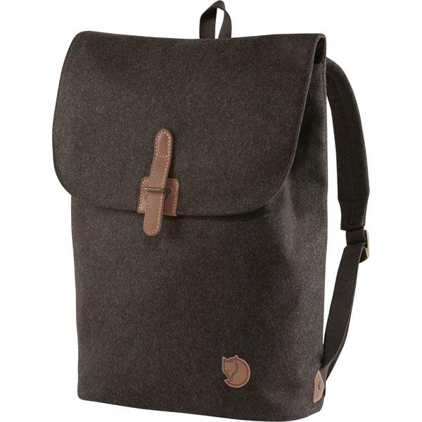 FJALLRAVEN FJALLRAVEN Norrvage Foldsack Backpack Brown - Gemorie