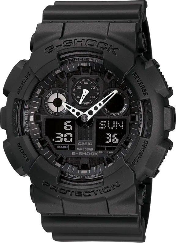 G-SHOCK G-SHOCK Ana-Digi Men's Analog Digital Watch - Black - Gemorie