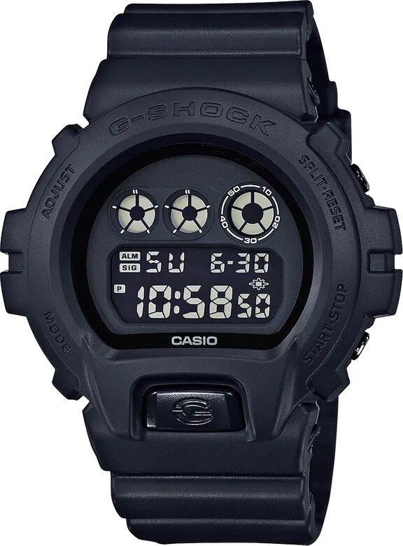 G-SHOCK G-SHOCK Classic Hourly Time Signal Men's Watch - Black - Gemorie