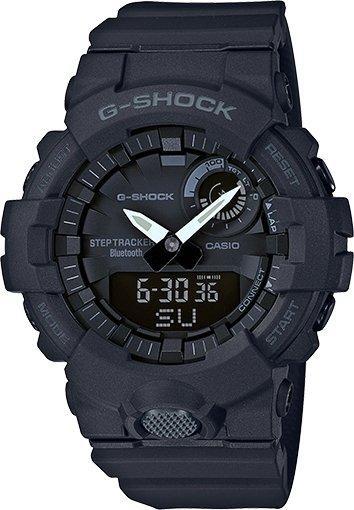 G-SHOCK G-SHOCK GBA800-1A BLACK - Gemorie