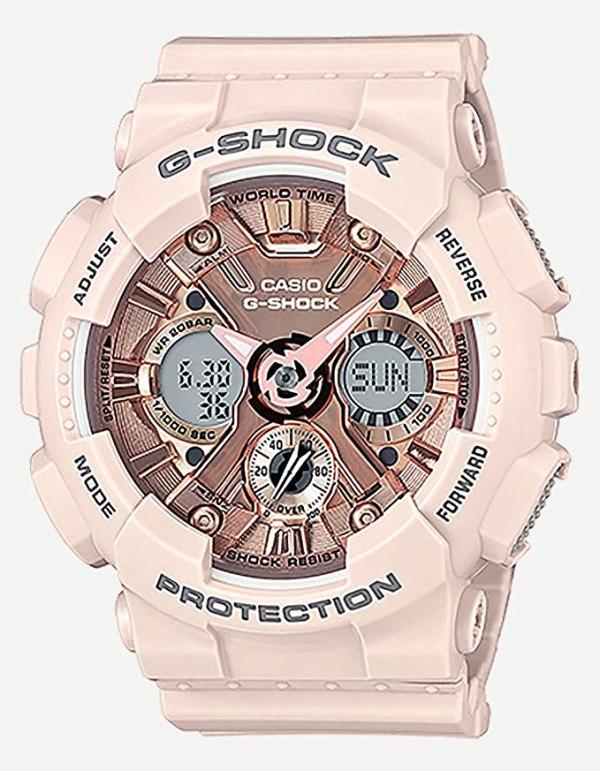 G-SHOCK G-SHOCK GMA-S120MF-4A Casio- BABY PINK - Gemorie