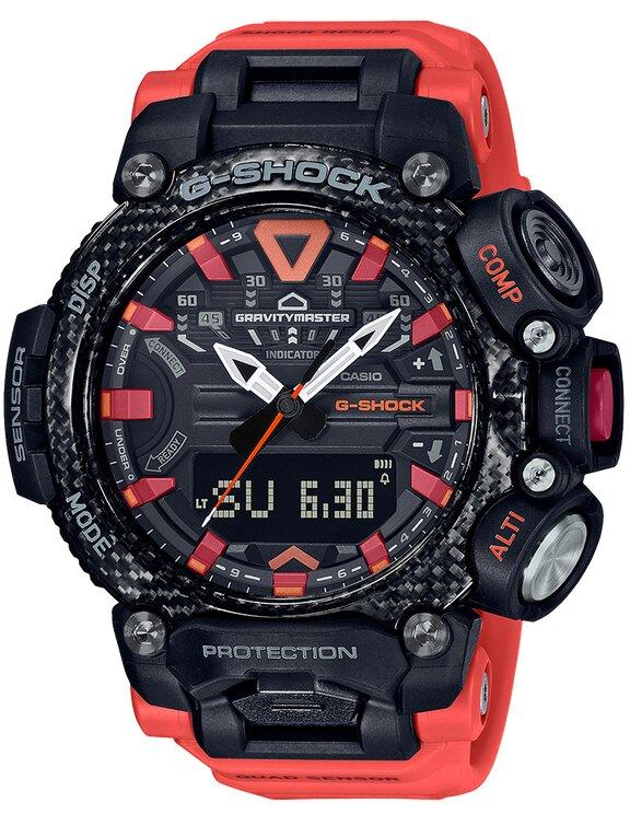 G-SHOCK G-SHOCK GRAVITYMASTER Vibration Resistant Master of G Watch - Multicolor - Gemorie