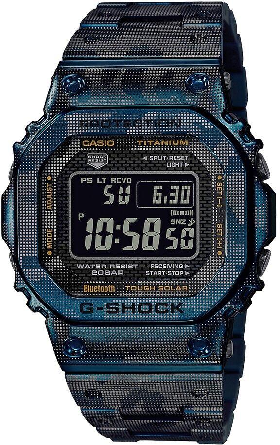 G-SHOCK G-SHOCK Limited Edition Titanium Scratch Resistant Watch - Multicolor - Gemorie