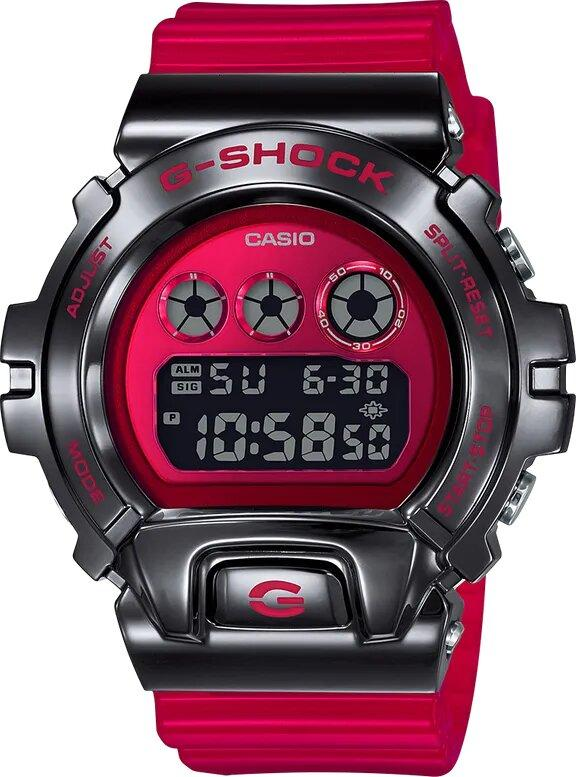 G-SHOCK G-SHOCK Men's 25th Anniversary Limited Edition Watch - Red - Gemorie