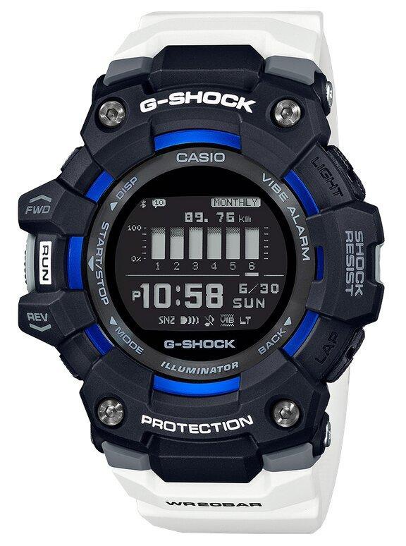 G-SHOCK G-SHOCK Move Auto Lap Sports Men's Watch - Multicolor - Gemorie