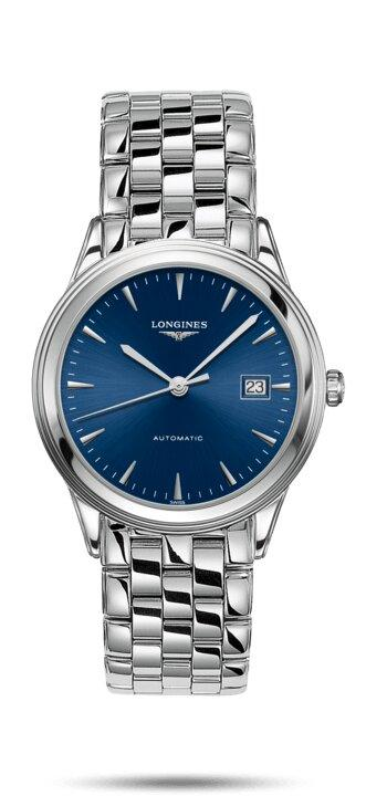 LONGINES LONGINES Flagship Collection Self-Winding Watch - Stainless Steel - Gemorie