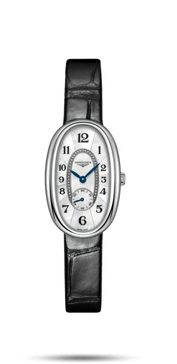 LONGINES LONGINES Symphonette Water-Resistant Women's Watch - Black - Gemorie