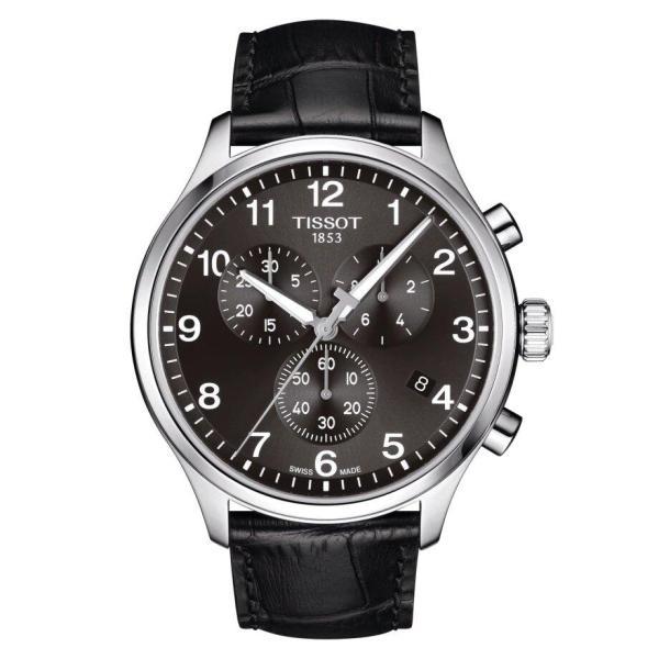 Tissot TISSOT Chrono XL Classic Men's Watch - Black - Gemorie