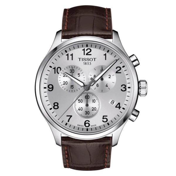 Tissot TISSOT Chrono XL Classic Men's Watch - Brown - Gemorie