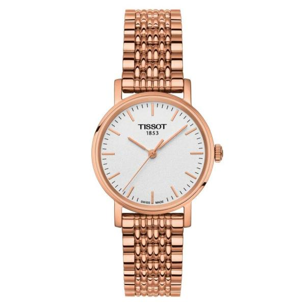 Tissot TISSOT Everytime Small Quartz Energy Women's Watch - Rose Gold - Gemorie