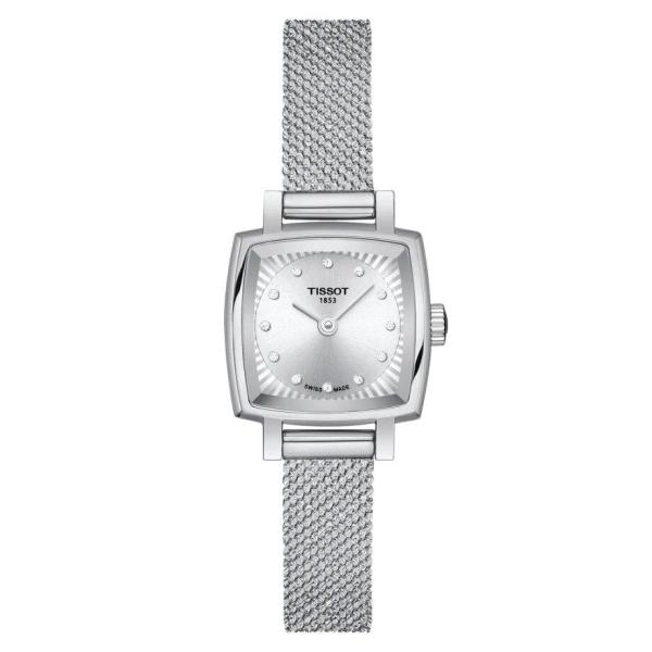 Tissot TISSOT Lovely Square Women's Watch - Stainless Steel - Gemorie