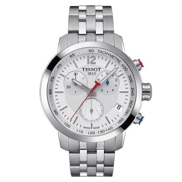 Tissot TISSOT PRC 200 Chronograph NBA Special Edition Men's Watch - Stainless Steel - Gemorie