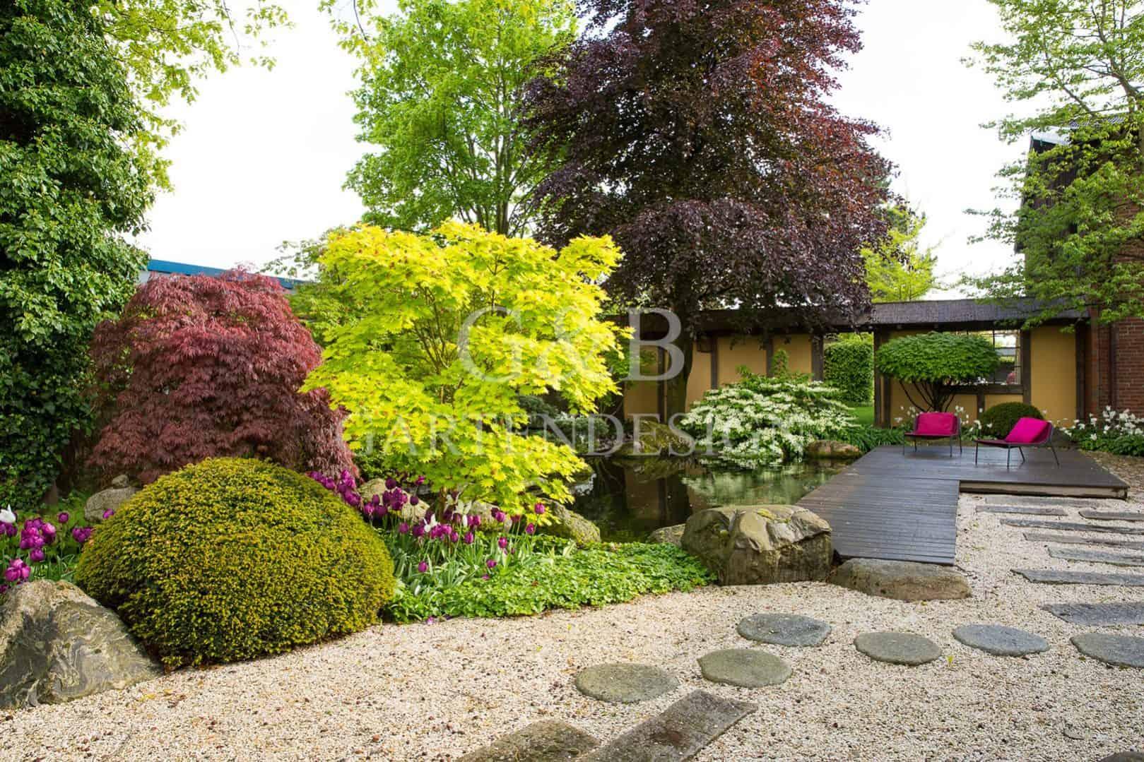 Japanischen Garten Anlegen Chinesischer Garten Anlegen
