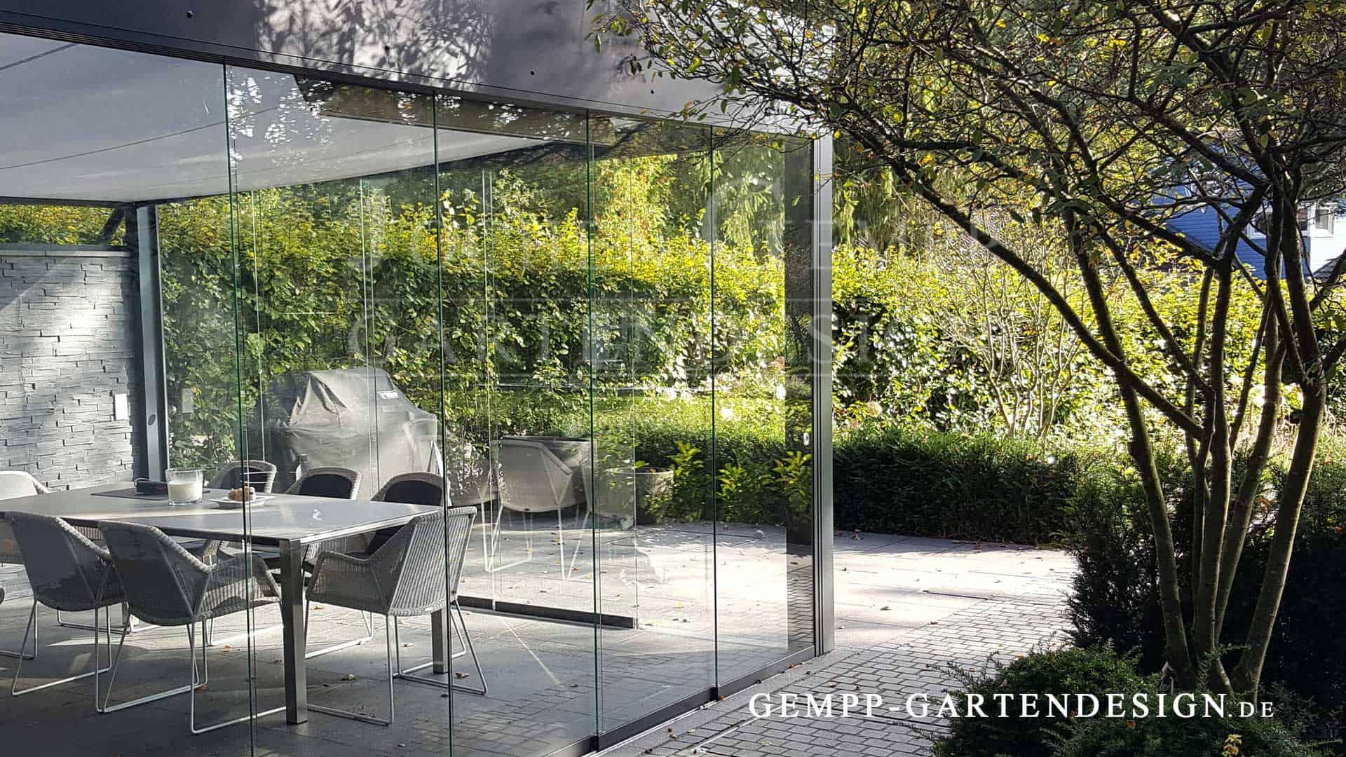berdachung terrasse alu glas terrassen berdachung gempp gartendesign. Black Bedroom Furniture Sets. Home Design Ideas
