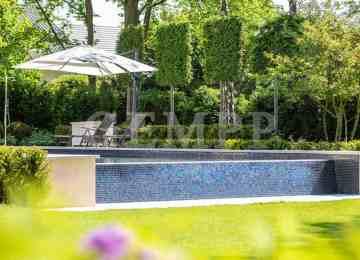 Moderne Gartengestaltung Exklusiver Geräumige Moderne Villa In