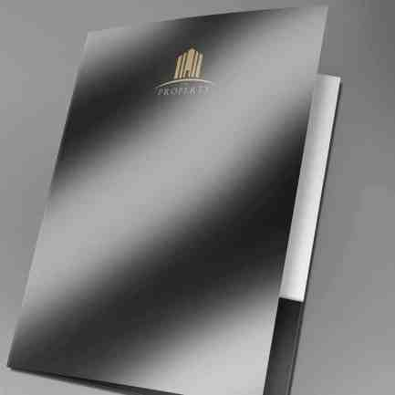 presentation folders, presentation folders toronto, presentation folders north york